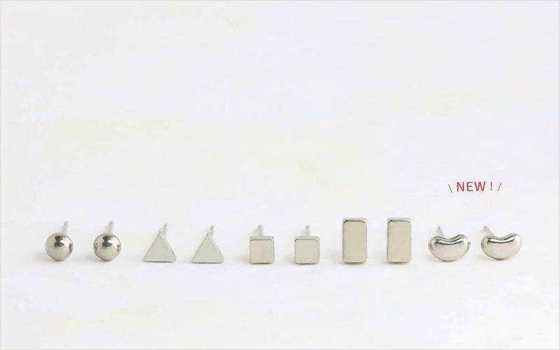 金属アレルギー対応の純チタン、「オールぴゅあチタン」全5種類の正面画像